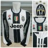 Jersey Juventus Home Long Sleeve 2016-2017