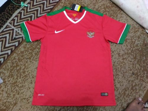Jersey Bola Timnas Indonesia Home 2016-2017