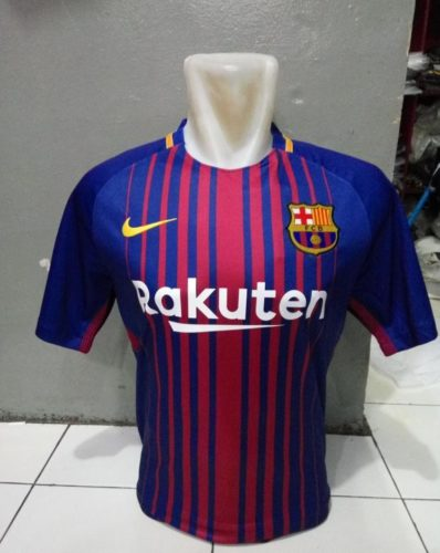 Jersey Barcelona Home 2017-2018 Official