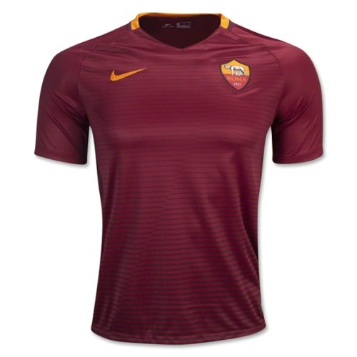 Jersey Bola AS Roma Home 2016-2017