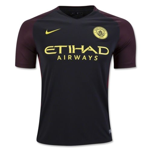 Jersey Bola Manchester City Away 2016-2017