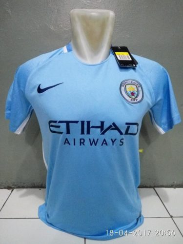 Jersey Manchester City Home 2017-2018