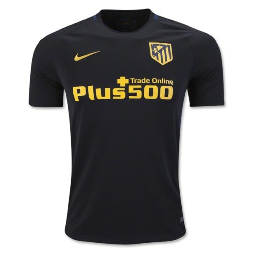 Kaos Jersey Atletico Madrid Away 2016-2017