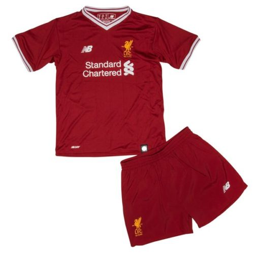Jersey Bola Liverpool Home Kids 2017-2018