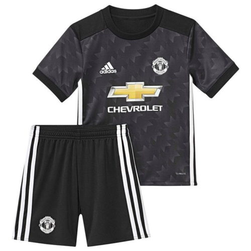 Jersey Bola Manchester United Away Kids 2017-2018