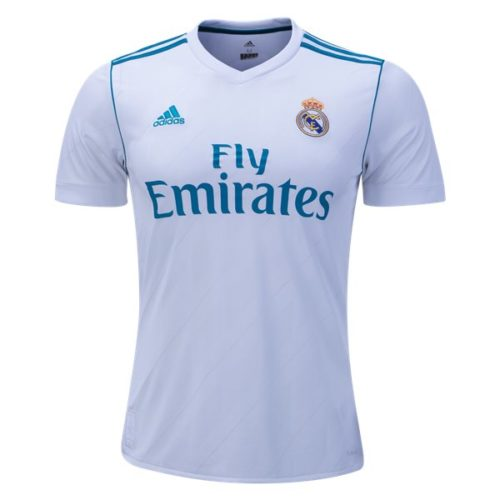 Kaos Jersey Real Madrid Home 2017-2018