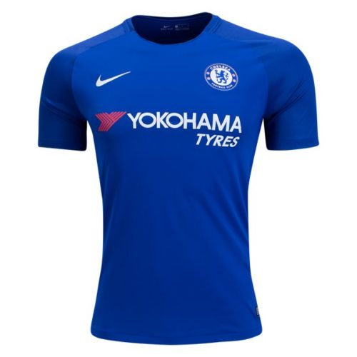 Jersey Bola Chelsea Home 2017-2018