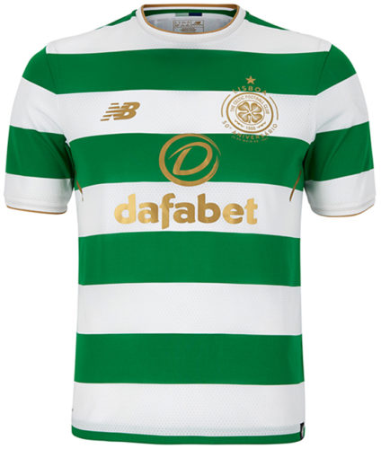 Jersey Celtic Home 2017-2018 New Balance
