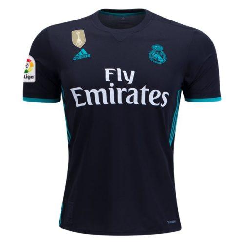 Jersey Real Madrid Away 2017-2018 Patch FIFA