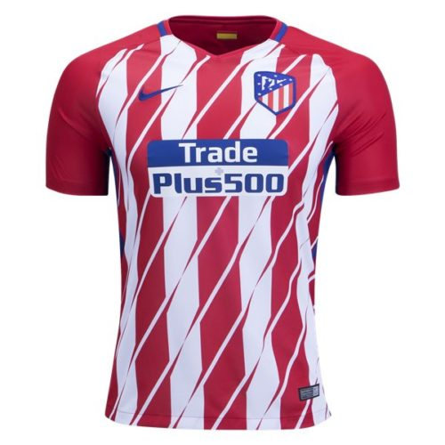 Jersey Bola Atletico Madrid Home 2017-2018