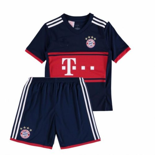 Jersey Munchen Away Kids 2017-2018