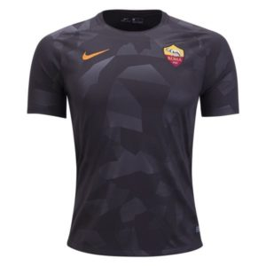 Jersey Bola AS Roma 3rd 2017-2018