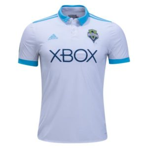 Jersey Bola Seattle Sounders Away 2017-2018