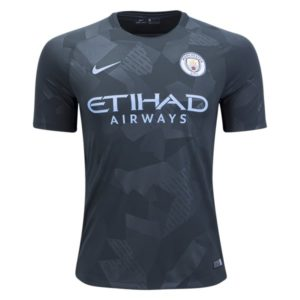 Jersey Bola Manchester City 3rd 2017-2018